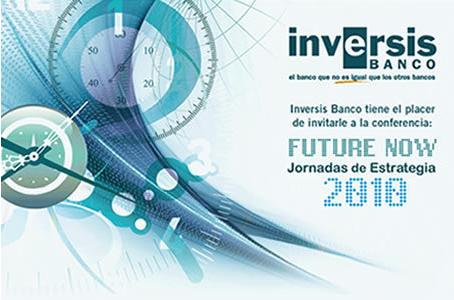 Inversis Banco presenta en Barcelona sus Perspectivas Económicas 2010