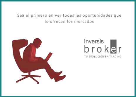 Inversis Banco rompe el mercado de intermediación con el lanzamiento de Inversis Broker