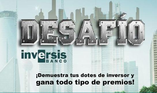 Inversis Banco lanza un nuevo juego para Facebook