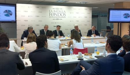 """Aniversario de la Batalla de los Fondos Extraordinarios, con """"más de 1.000 inversores"""""""