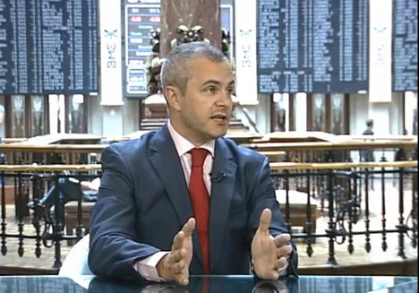 García Alejo, director de Análisis y Producto: China y el efecto dominó en los mercados
