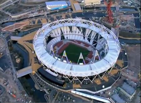 Camino a las Paralimpiadas Londres 2012