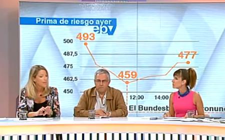 """María Muñoz: """"El euro es irreversible"""""""
