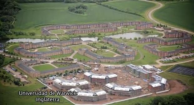 Warwick, una universidad de altura