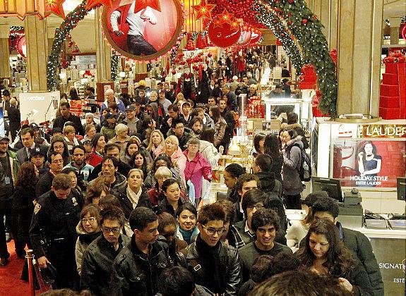 España se apunta al Black Friday, el día de mayores ventas del año en Estados Unidos