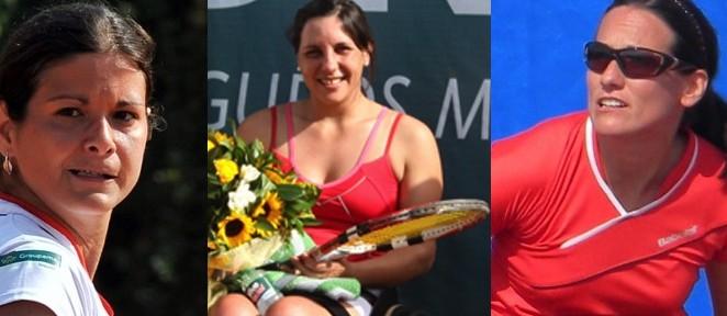 El tenis en silla, también es femenino