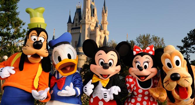 Walt Disney: Un emporio creado desde la 'fantasía'