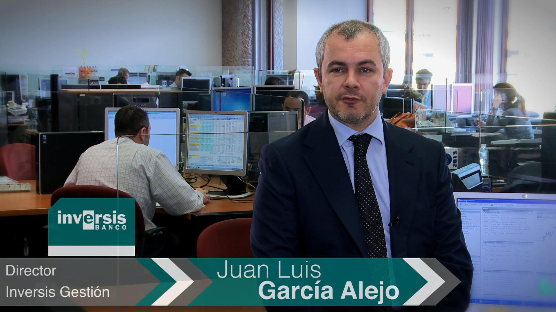 """Juan Luis García Alejo: """"Si la economía no fuera tan mal, la Tasa Tobin hubiera sido difícil de implantar"""""""