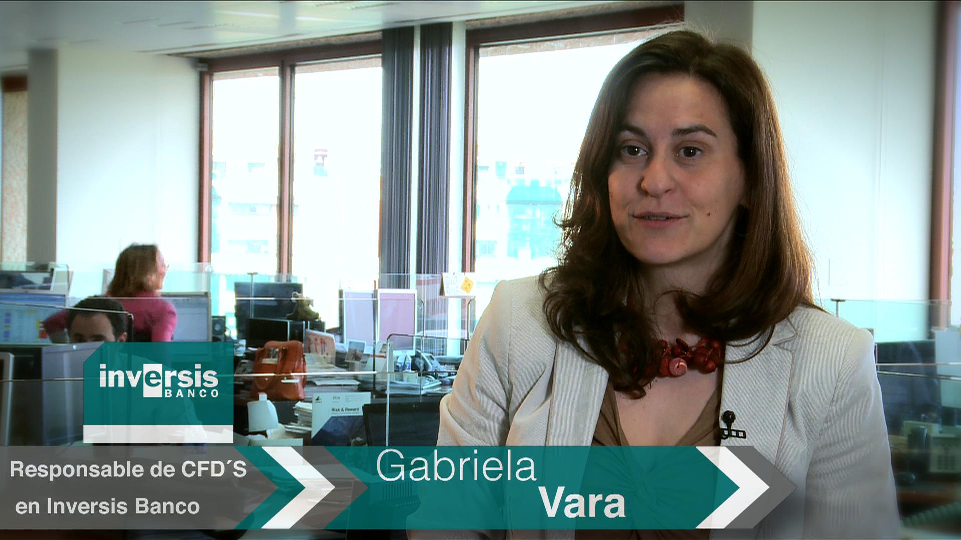 """Gabriela Vara: """"El próximo objetivo del Ibex 35 son los 8.750 puntos"""""""
