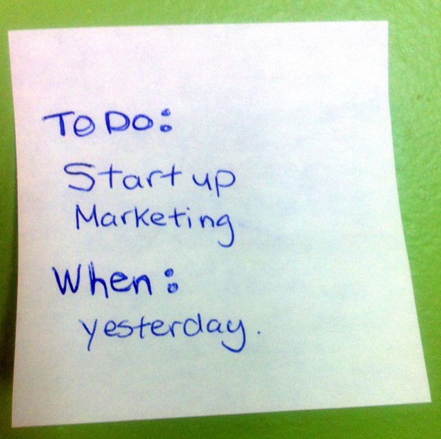El marketing obligado para que tu startup funcione