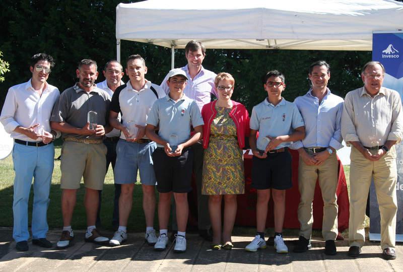 La novena edición del Torneo Inversis Banco ya tiene ganadores