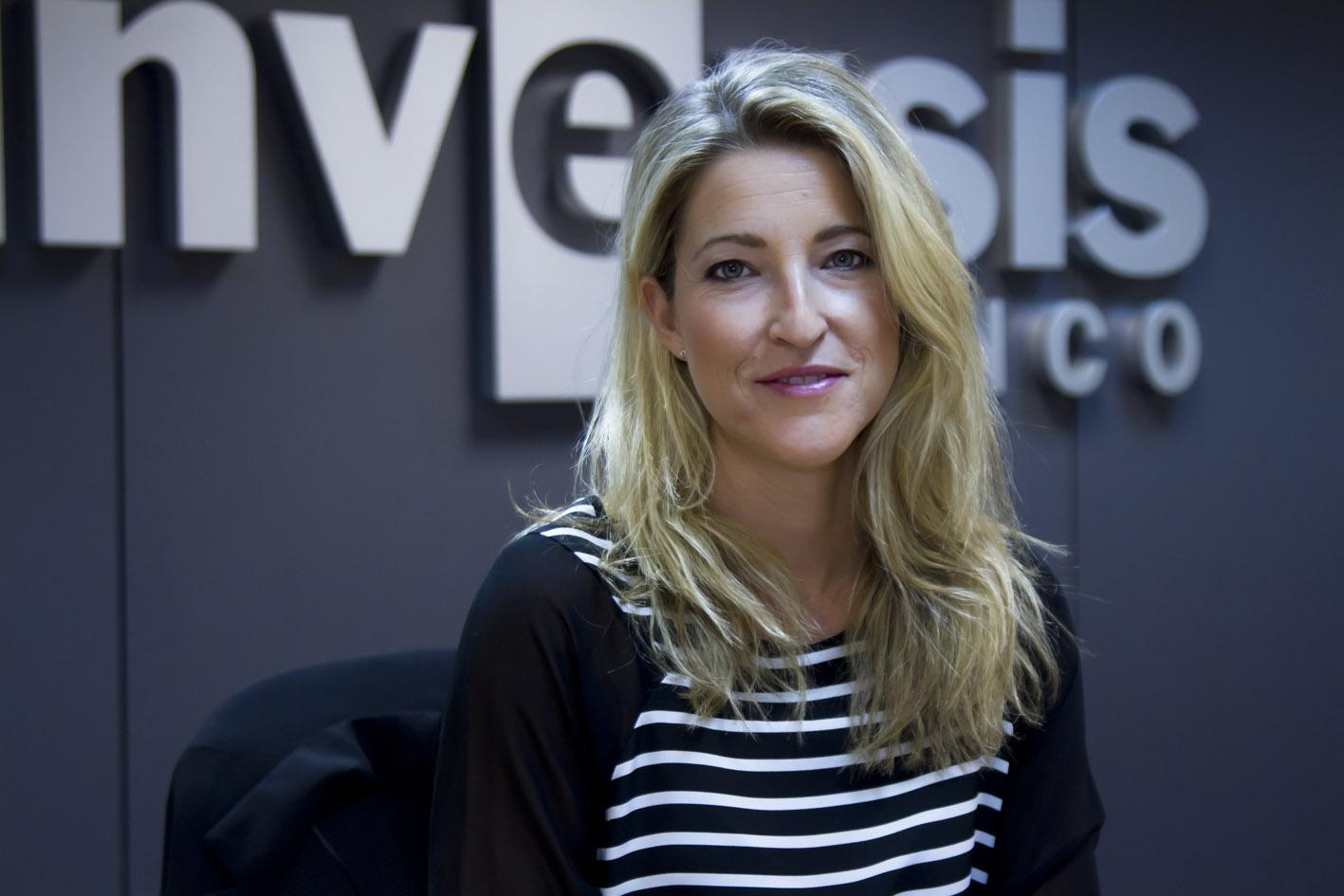 """María Muñoz: """"Entiendo el trading como una carrera de fondo y obstáculos"""""""