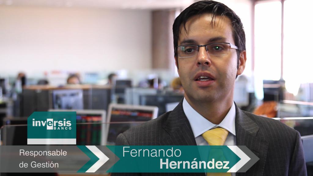 "Fernando Hernández: ""El Ibex va a estar en la línea de vanguardia europea a final de año"""
