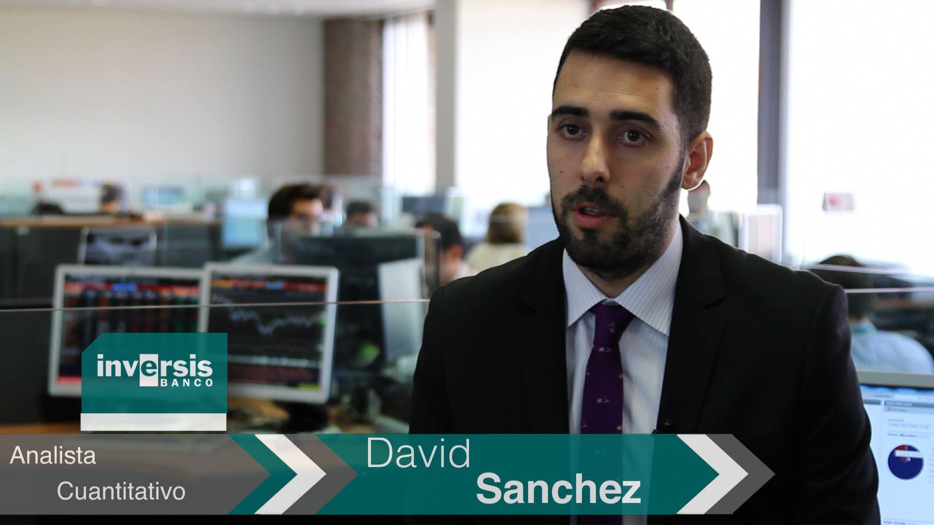 """David Sánchez: """"En renta fija estamos más positivos en los fondos no direccionales"""""""