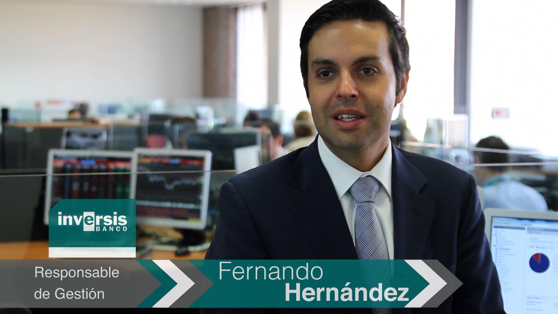 """Fernando Hernández: """"Al Ibex le queda aún recorrido de un 3% a un 4% hasta final de año"""""""