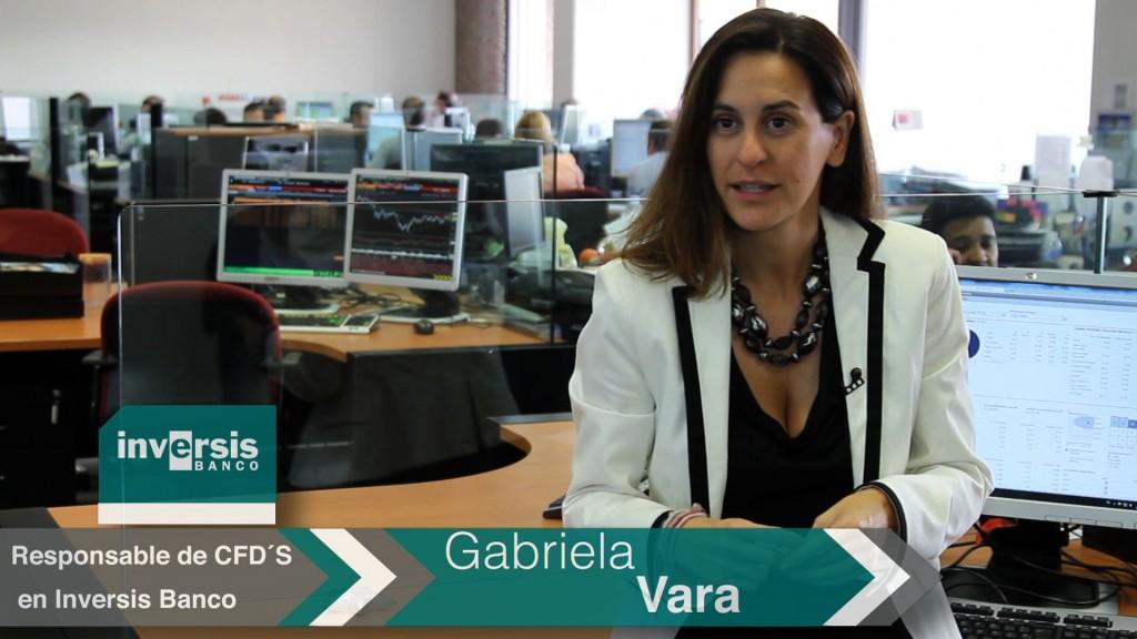 Gabriela Vara: La web de CFD y divisas acerca al inversor los subyacentes con los que operar