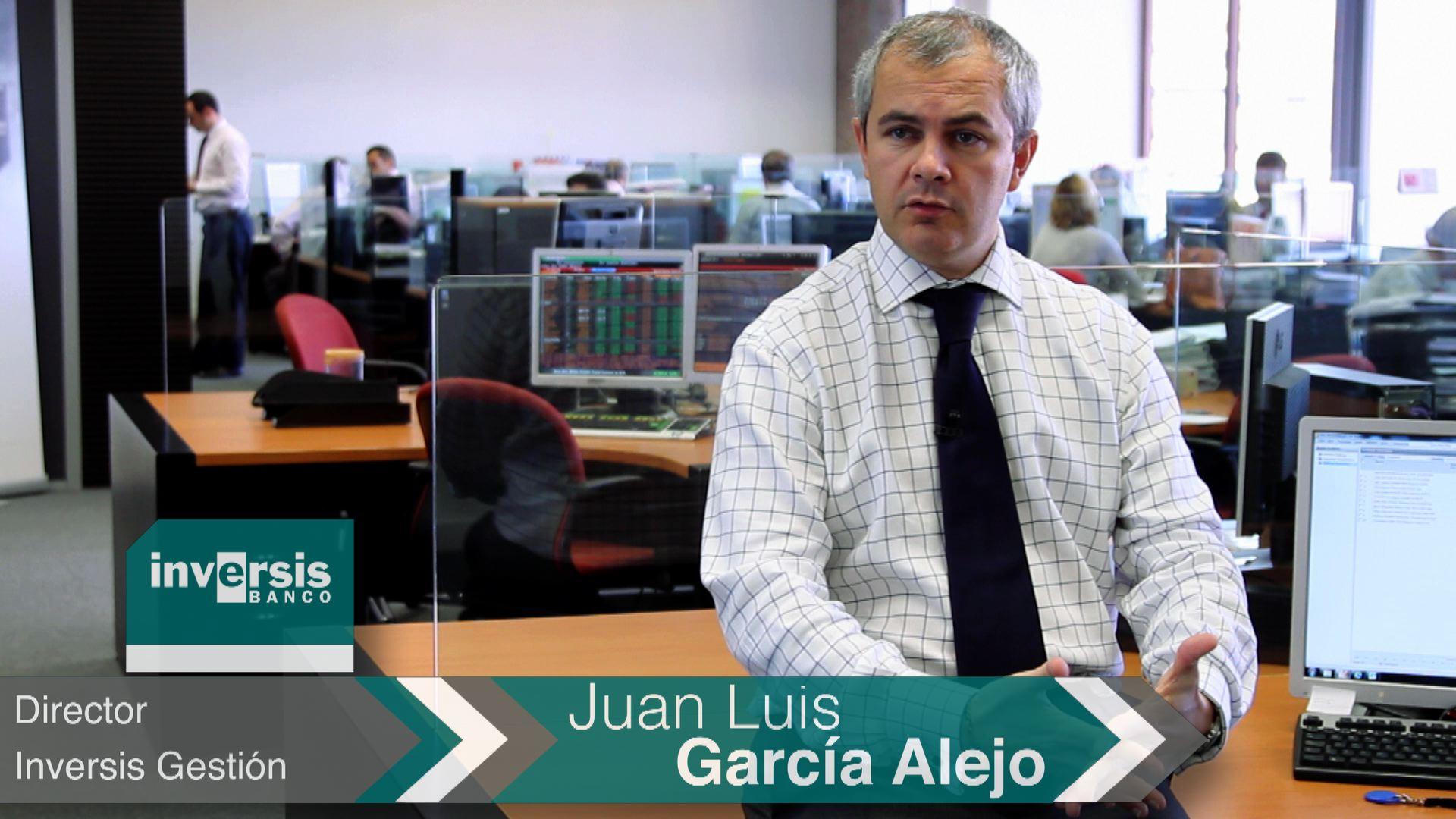 """García Alejo: """"España tiene probablemente el crédito mal asignado, a proyectos que no debe"""""""