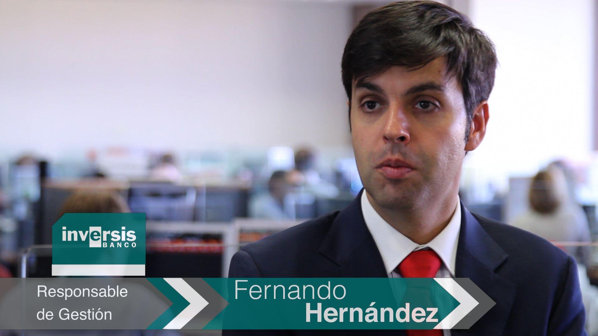 """Fernando Hernández: """"A la deuda corporativa se le ha pasado el momento"""""""