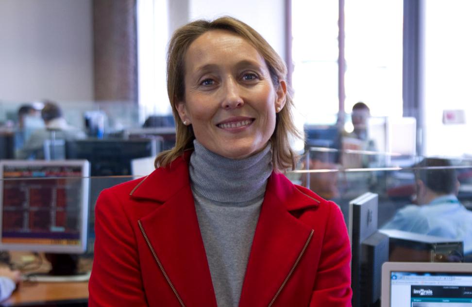 """Marian Fernández: """"Draghi extiende en el tiempo la percepción de que los tipos seguirán muy bajos"""""""