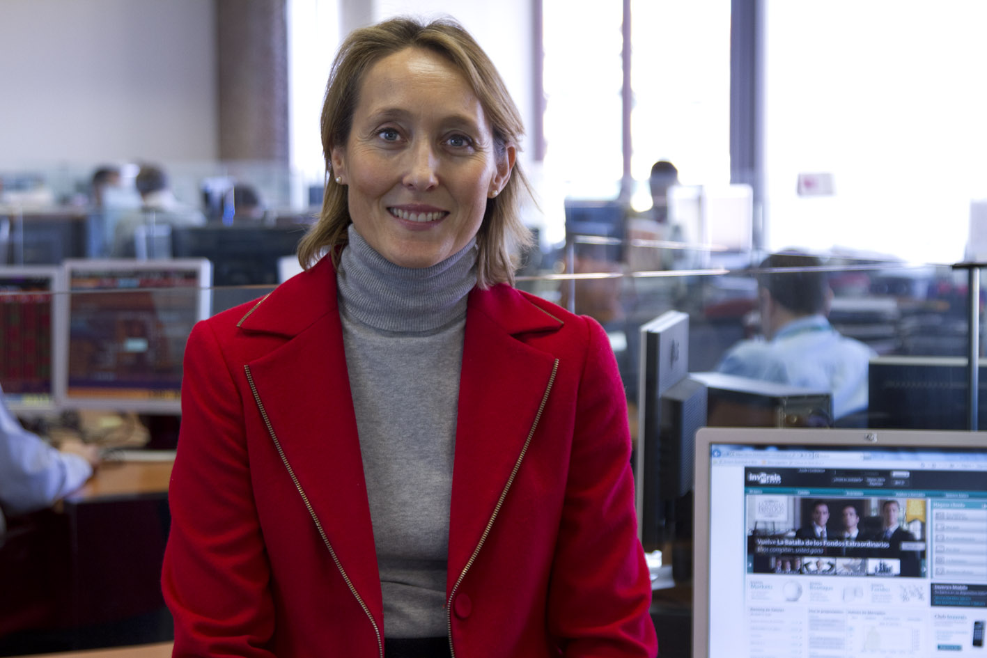 """Marian Fernández: """"Nos quedamos, sobre todo, con los mercados europeos y el japonés"""""""