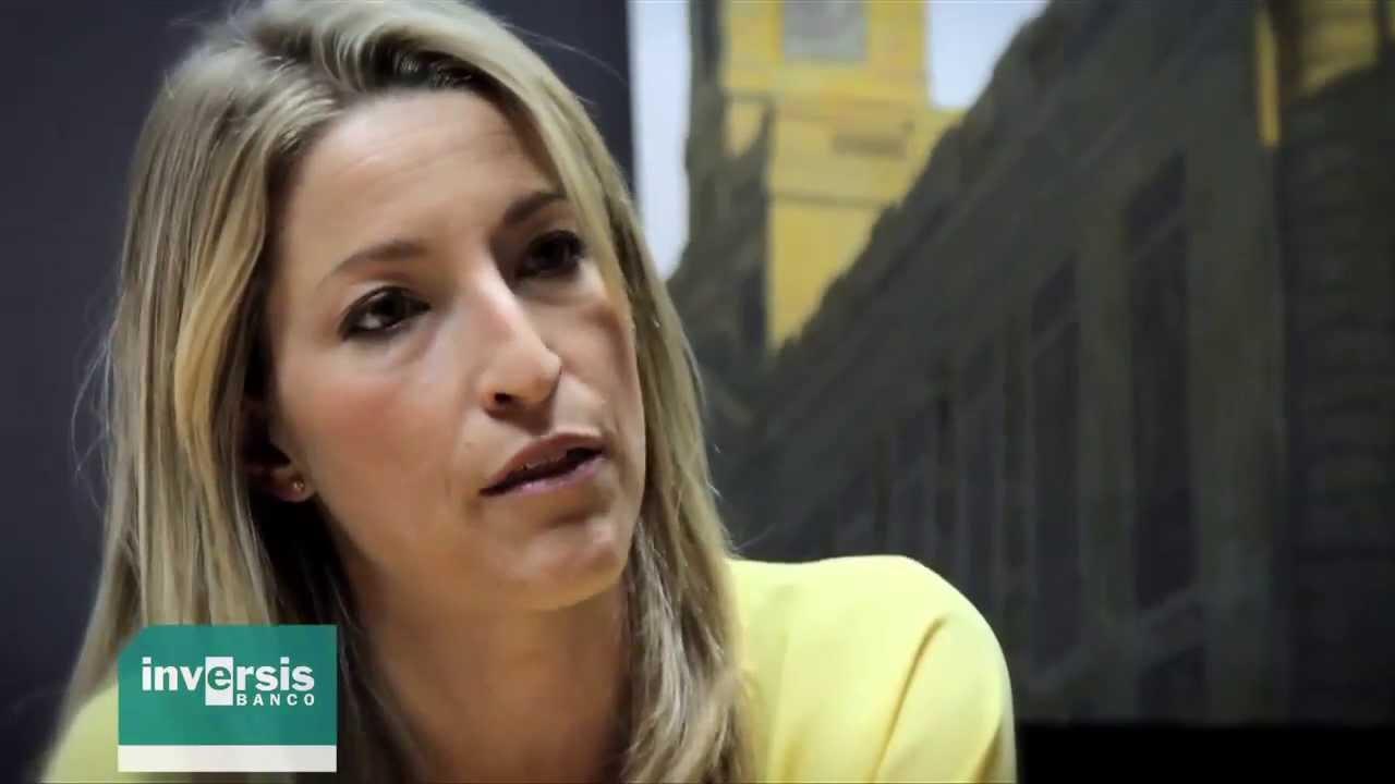 """María Muñoz: """"Si Draghi bajase los tipos sería más un gesto, sin repercusión en la práctica"""""""