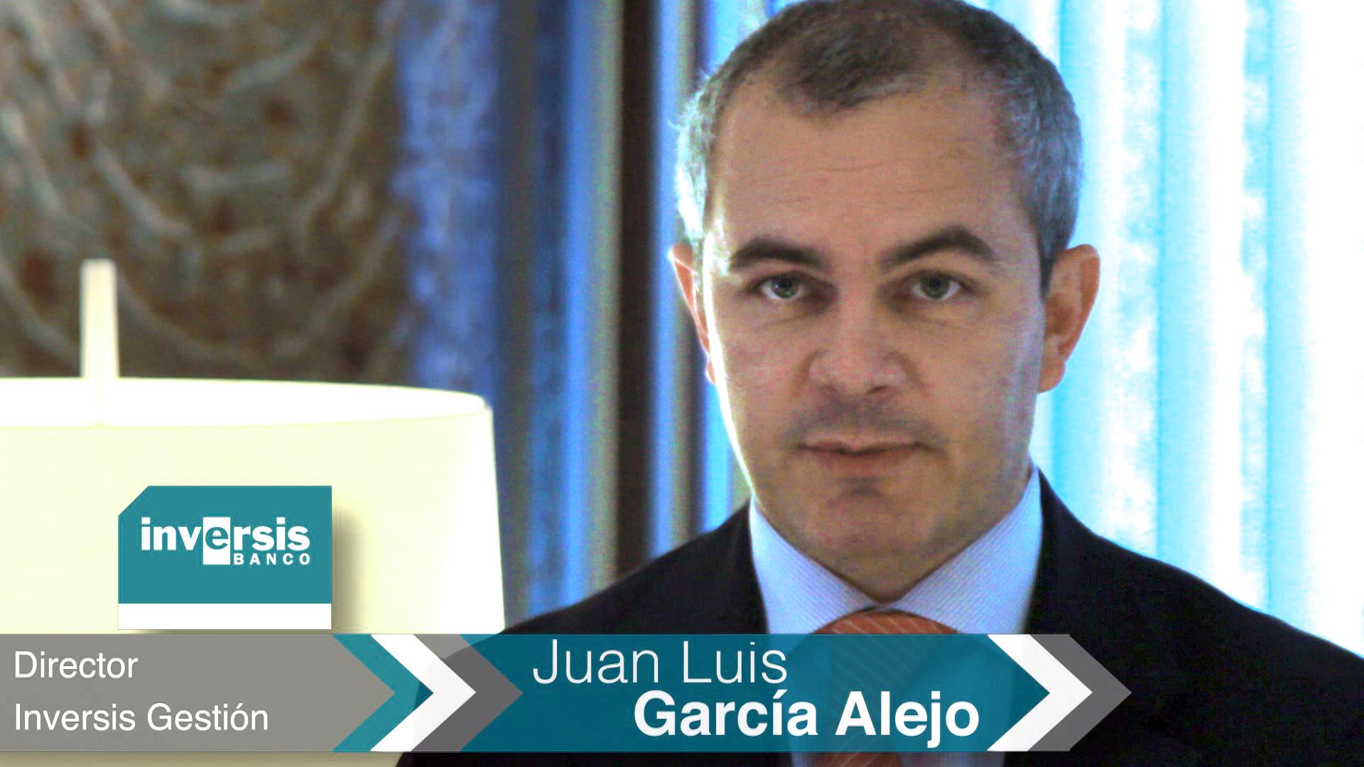"""García Alejo: """"En 2014 seguirá la traslación de depósitos a los fondos de inversión"""""""