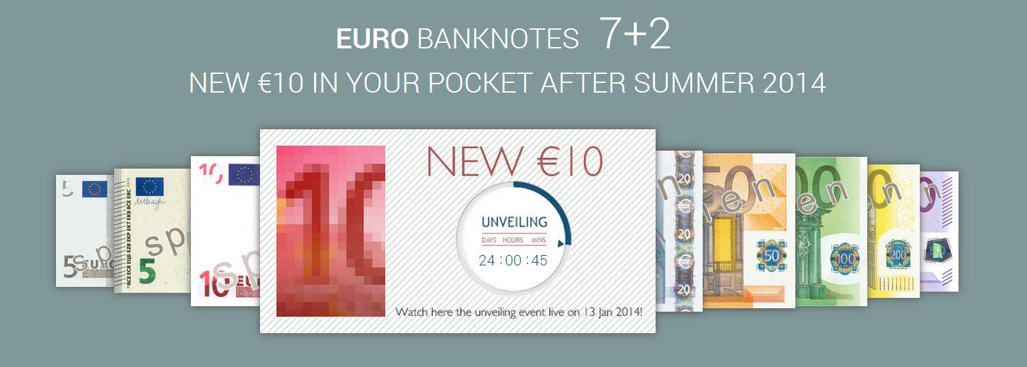 ¿Qué tienen en común el nuevo billete de diez euros, el tetris y el BCE?