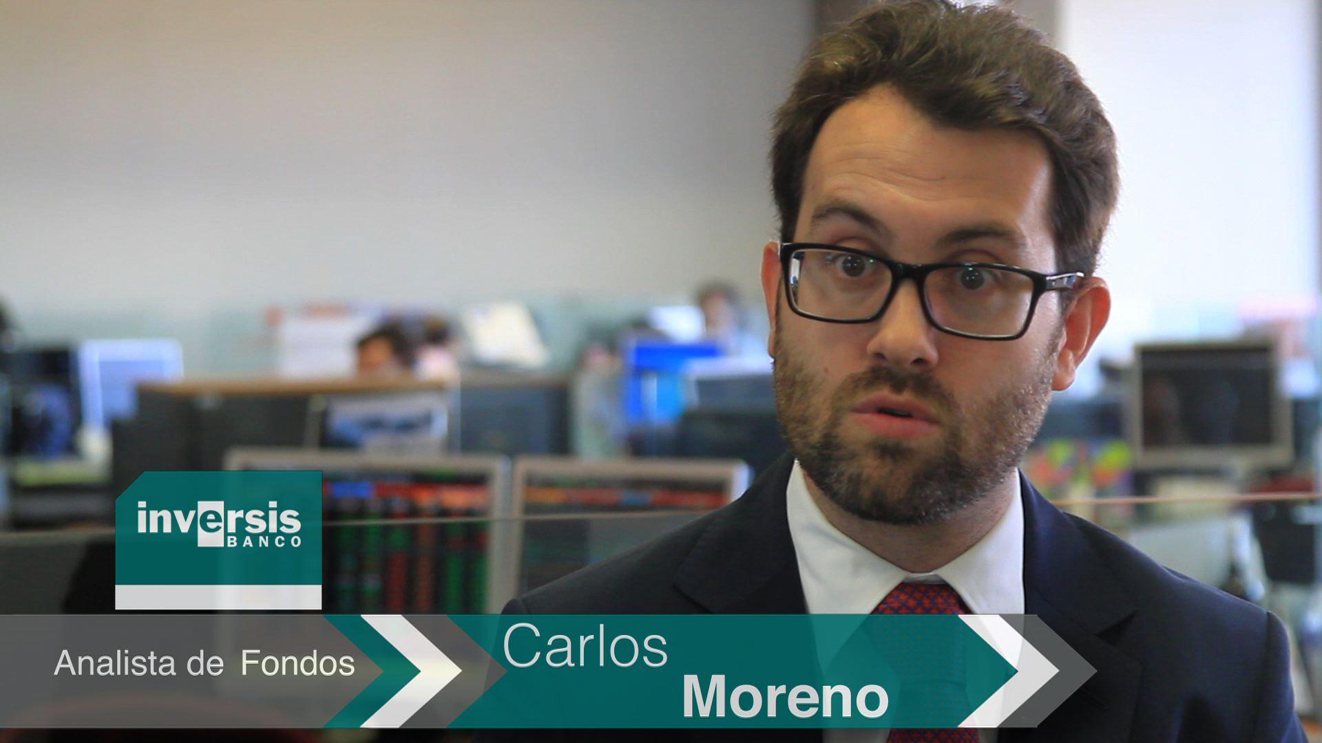 """Carlos Moreno: """"La buena evolución de los fondos de inversión seguirá en 2014"""""""