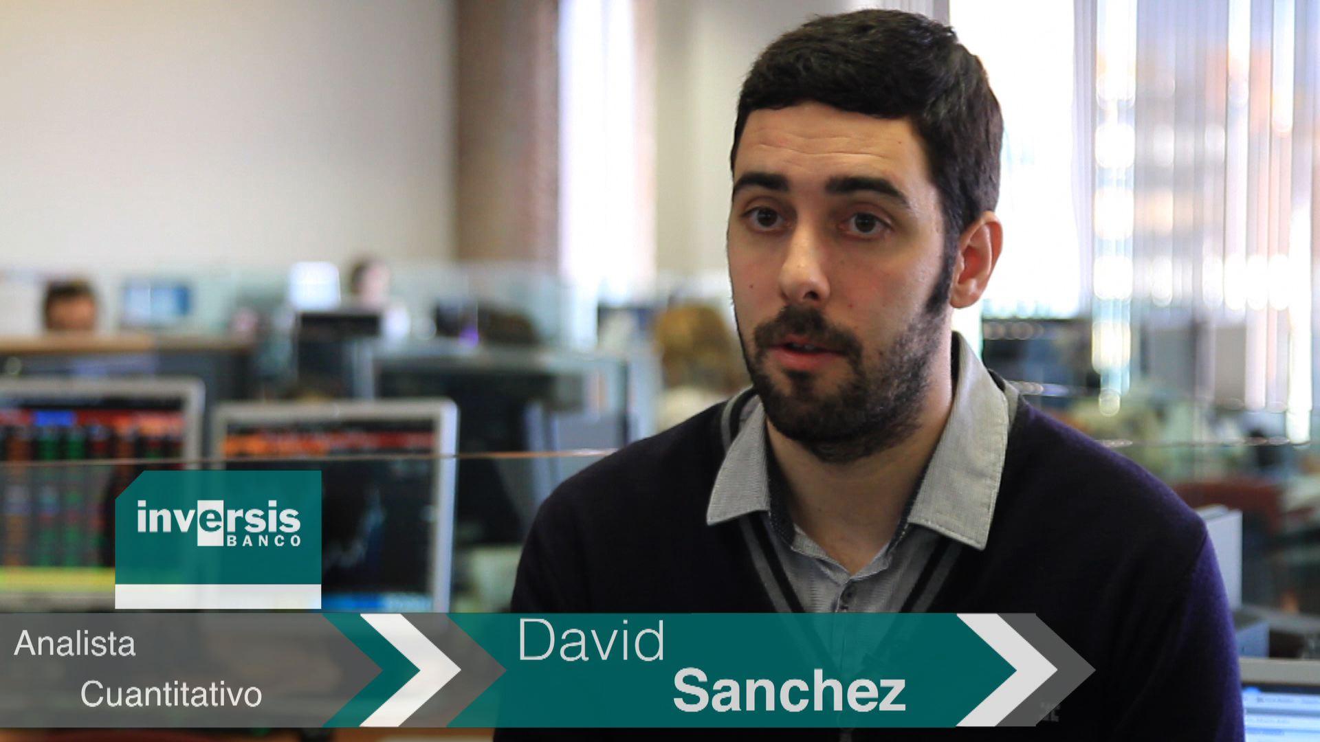 """David Sánchez: """"Los principales cambios de fondos en febrero han sido en renta variable europea y eurozona"""""""