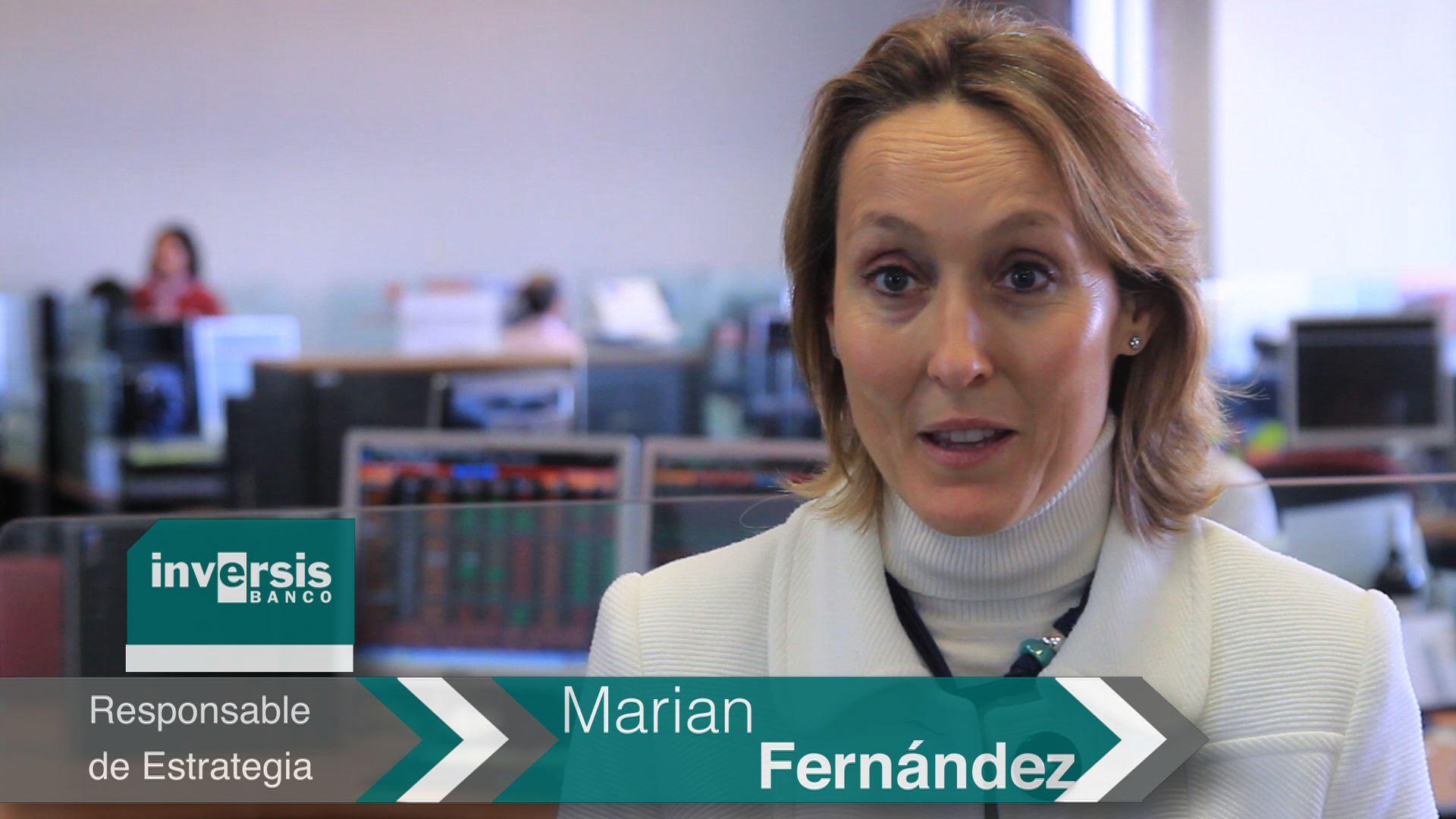 """Marian Fernández: """"2014 está siendo muy bueno desde el punto de vista de las colocaciones"""""""
