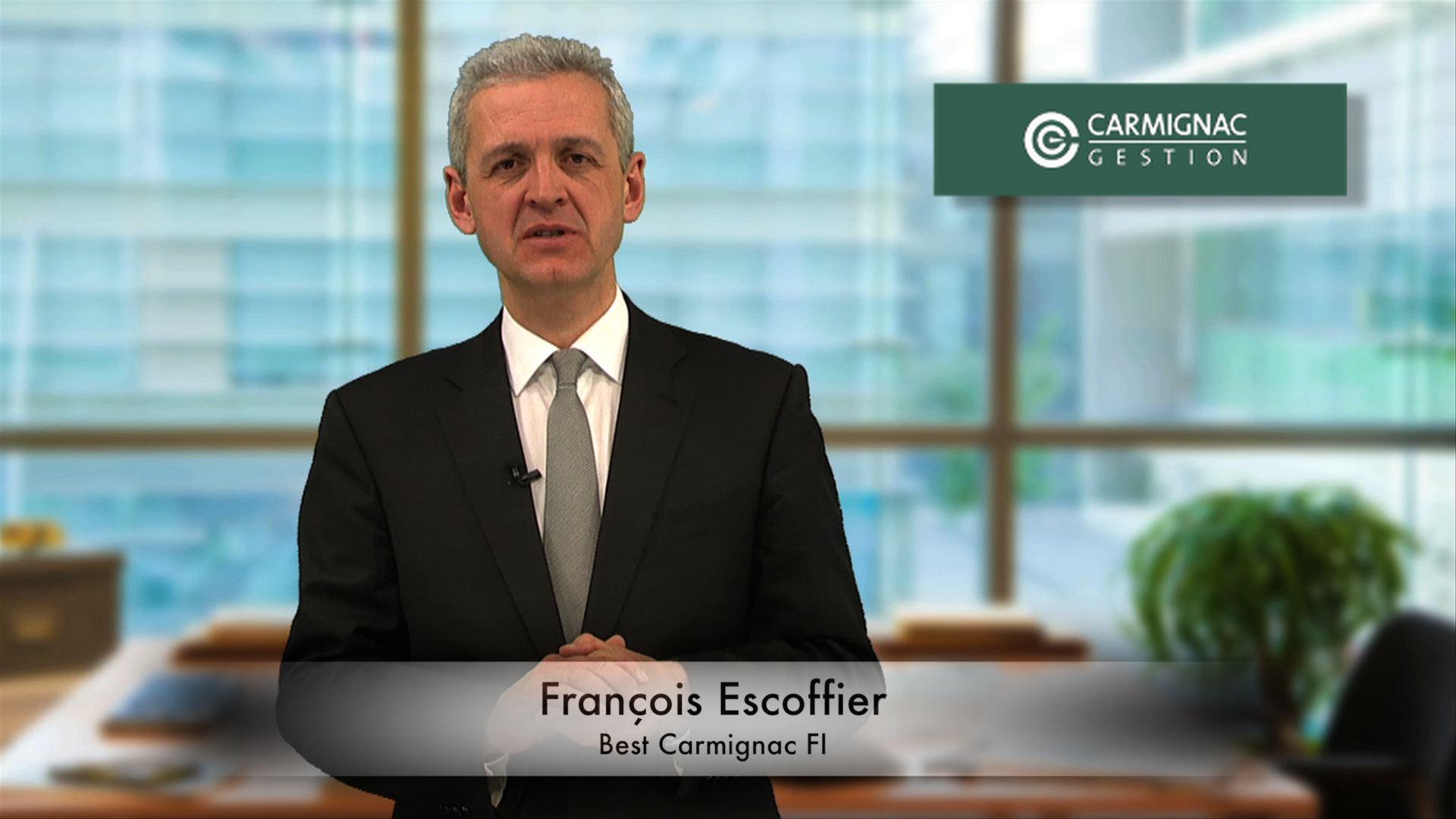 """François Escoffier (Carmignac): """"2013 ha sido un año de retos, con una buena gestión de la volatilidad"""""""