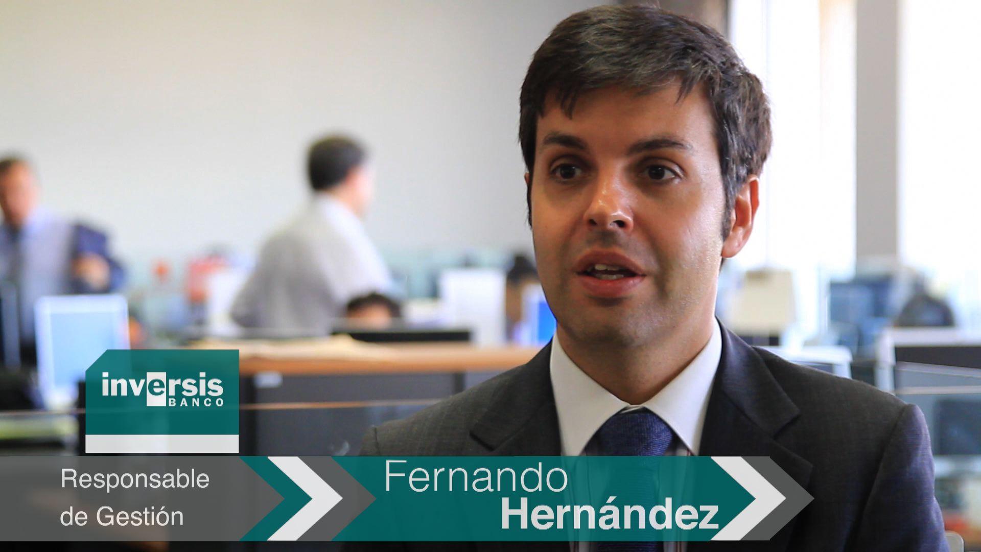 """Fernando Hernández: """"La renta fija ya no es una opción, hay que bajar duraciones y empezar a hacer caja"""""""