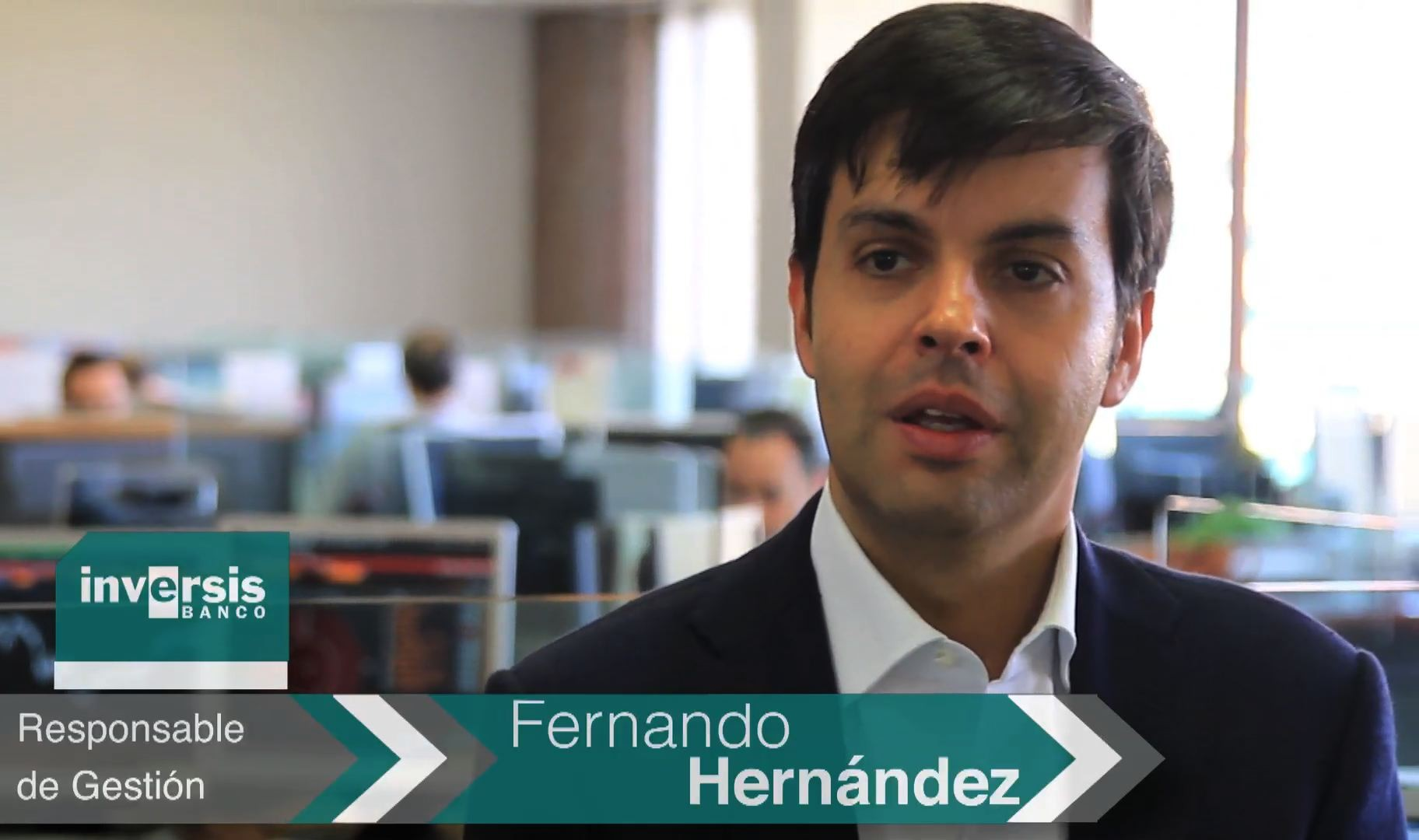 """Fernando Hernández: """"Sigue funcionando ese proyecto de empresas que venden más en Europa y no tanto a nivel agregado"""""""