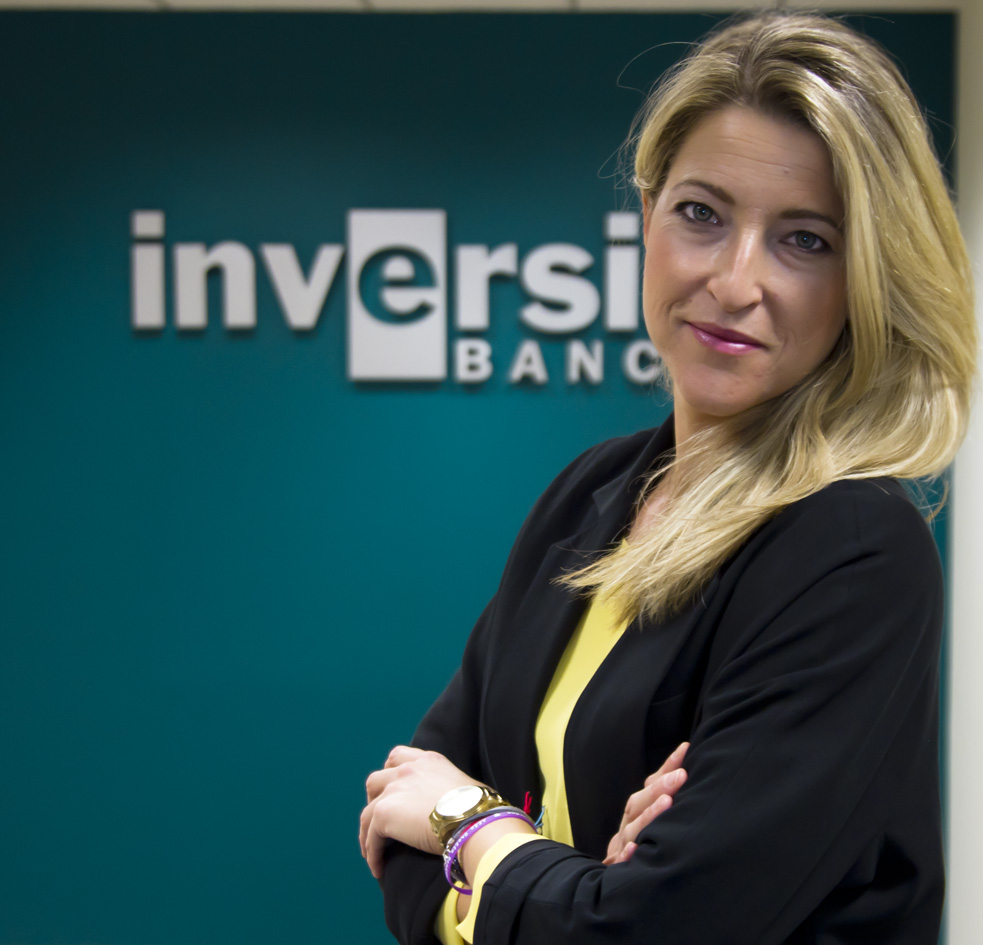 """María Muñoz: """"El trading, cuestión de disciplina y, generalizando, puede ser que las mujeres seamos más disciplinadas"""""""