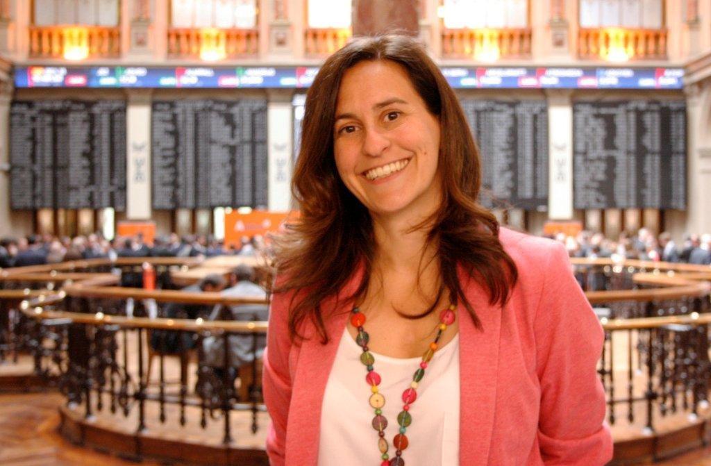 Gabriela Vara cree que el mal momento de la renta variable pasará y terminará siendo positivo para el Ibex