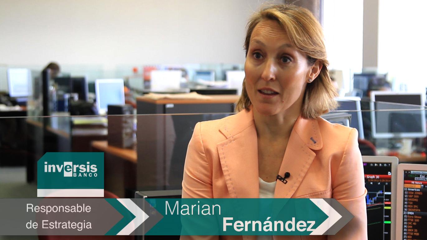 """Marian Fernández: """"Esperamos que el BCE actúe en junio, de forma progresiva y con un conjunto de medidas"""""""