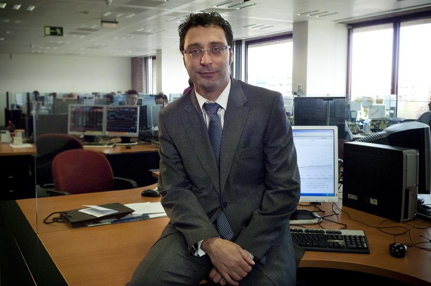 """David Navarro: """"La afectación de Banco Espirito Santo deja a Liberbank en buena situación técnica"""""""