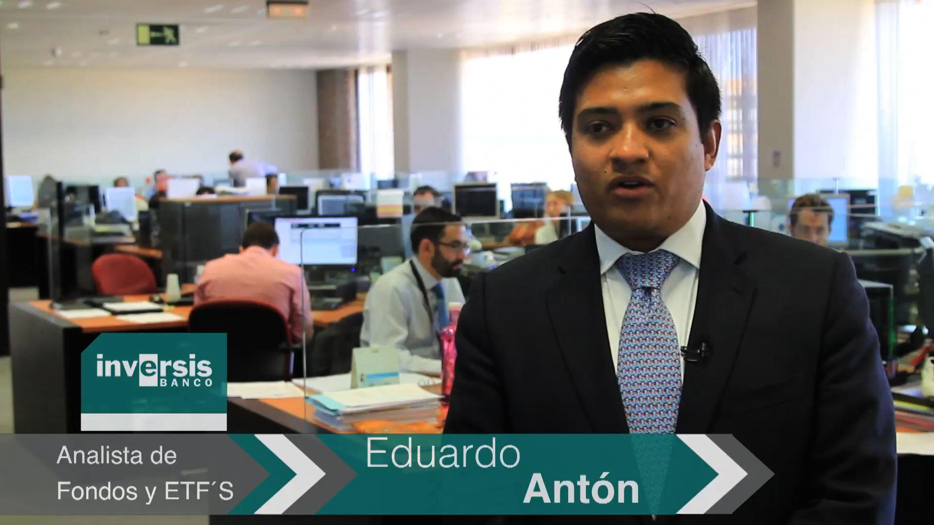 """Eduardo Antón: """"Antes de vacaciones, el inversor debe revisar su cartera para minimizar la volatilidad"""""""