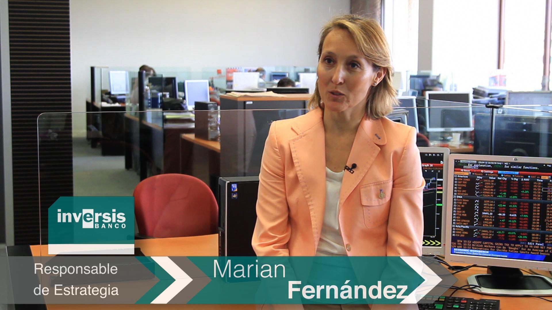 """Marian Fernández: """"Las divisas emergentes ya vivieron su momento y están en niveles de normalización"""""""