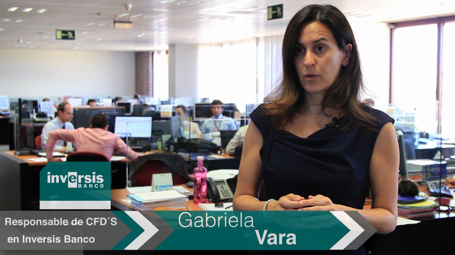 """Gabriela Vara: """"El paladio ha sido el ganador indiscutible de entre las materias primas"""""""