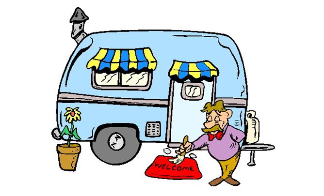 Viajes en autocaravanas: cuando te llevas la casa a cuestas