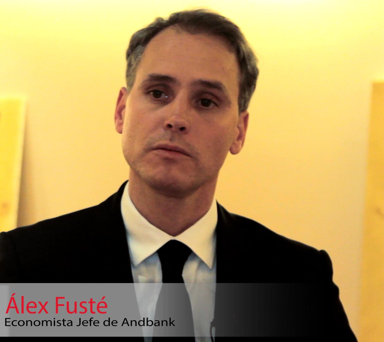 Álex Fusté, Economista Jefe de Andbank: Y a pesar de Grecia, tranquilidad