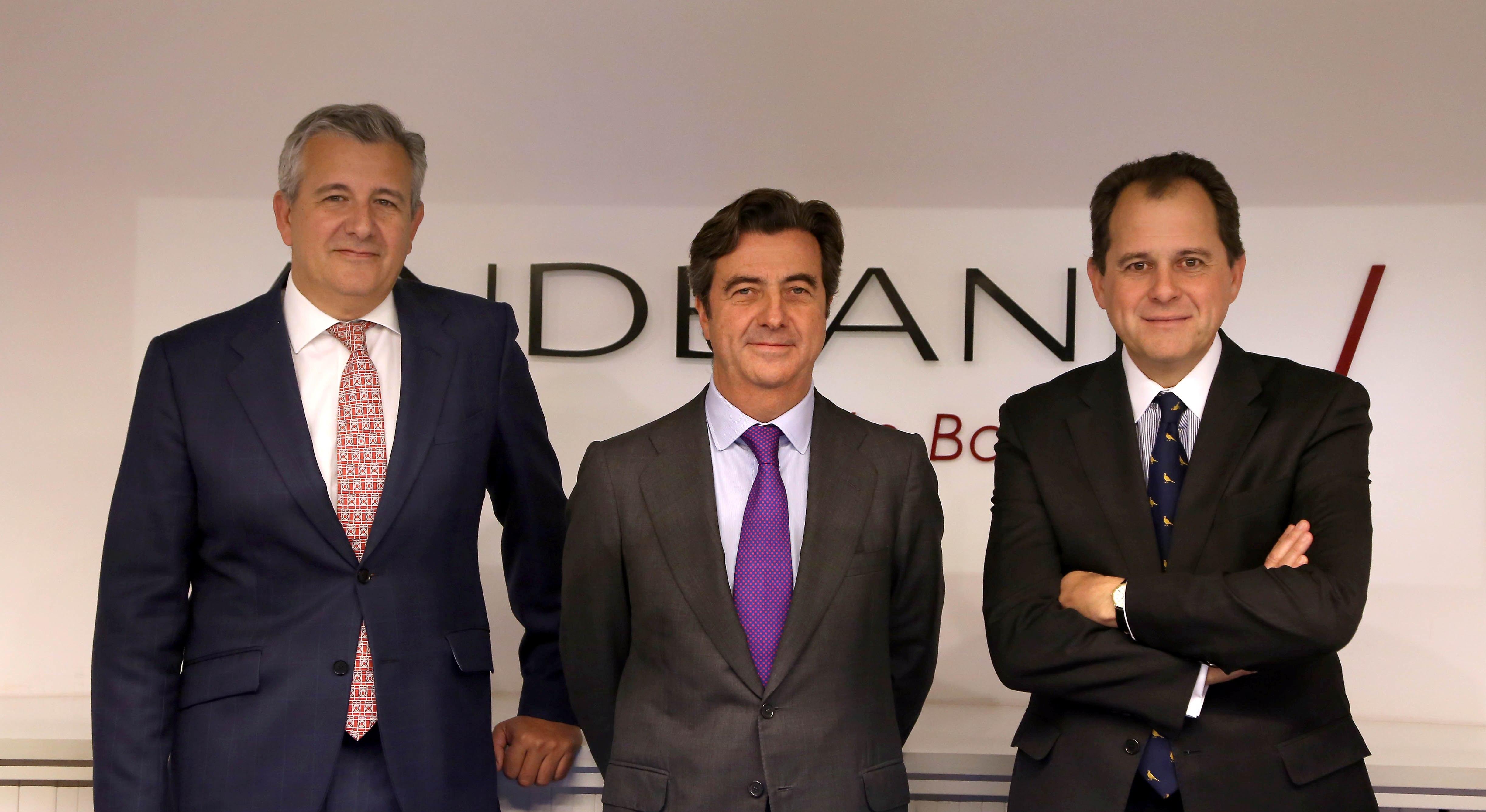 """Moreno de Tejada: """"Pretendemos convertirnos en el mayor banco de banca privada de habla hispana"""""""