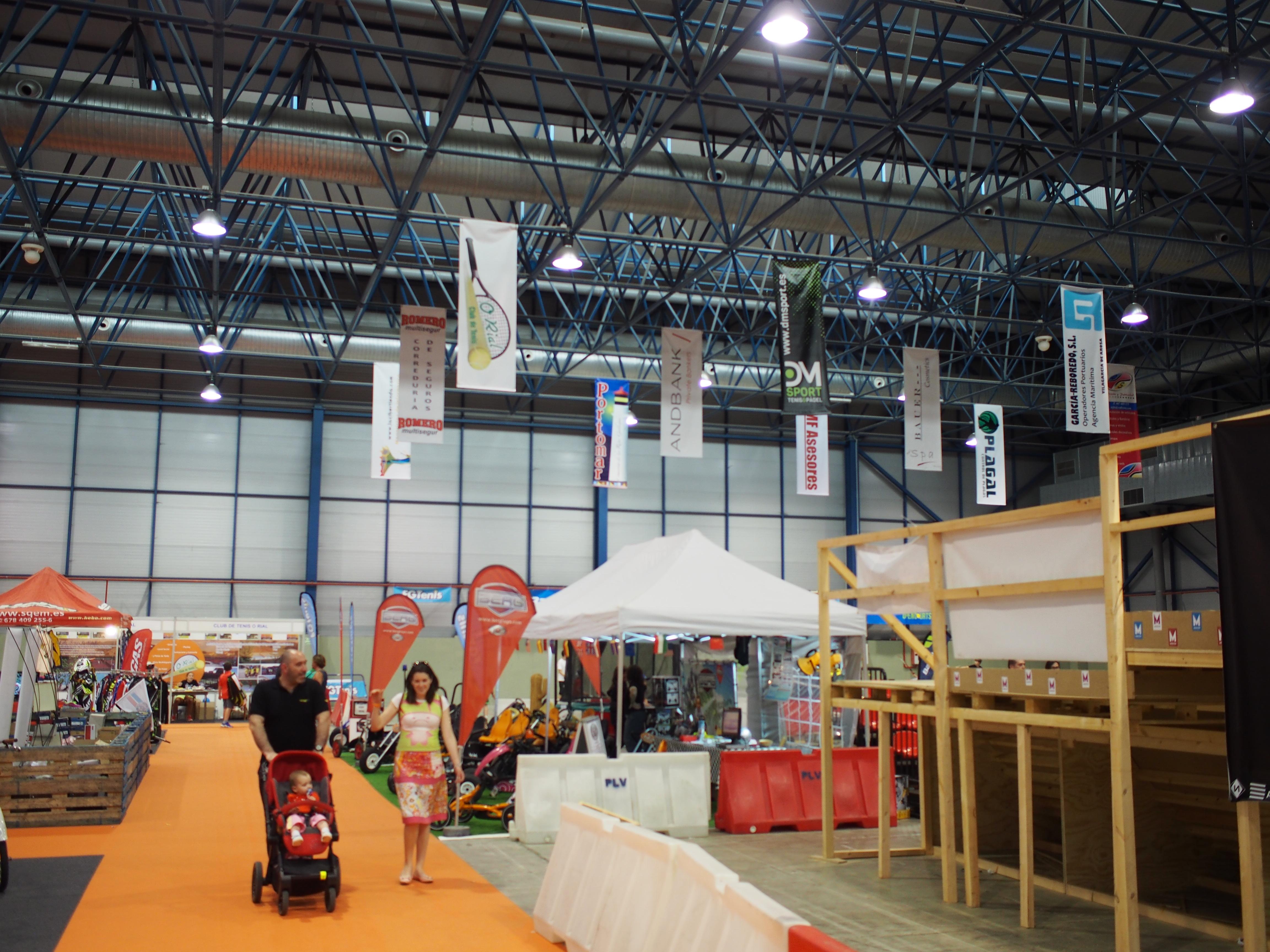 Andbank, presente en Moving, la 1ª Feria del Deporte de Galicia
