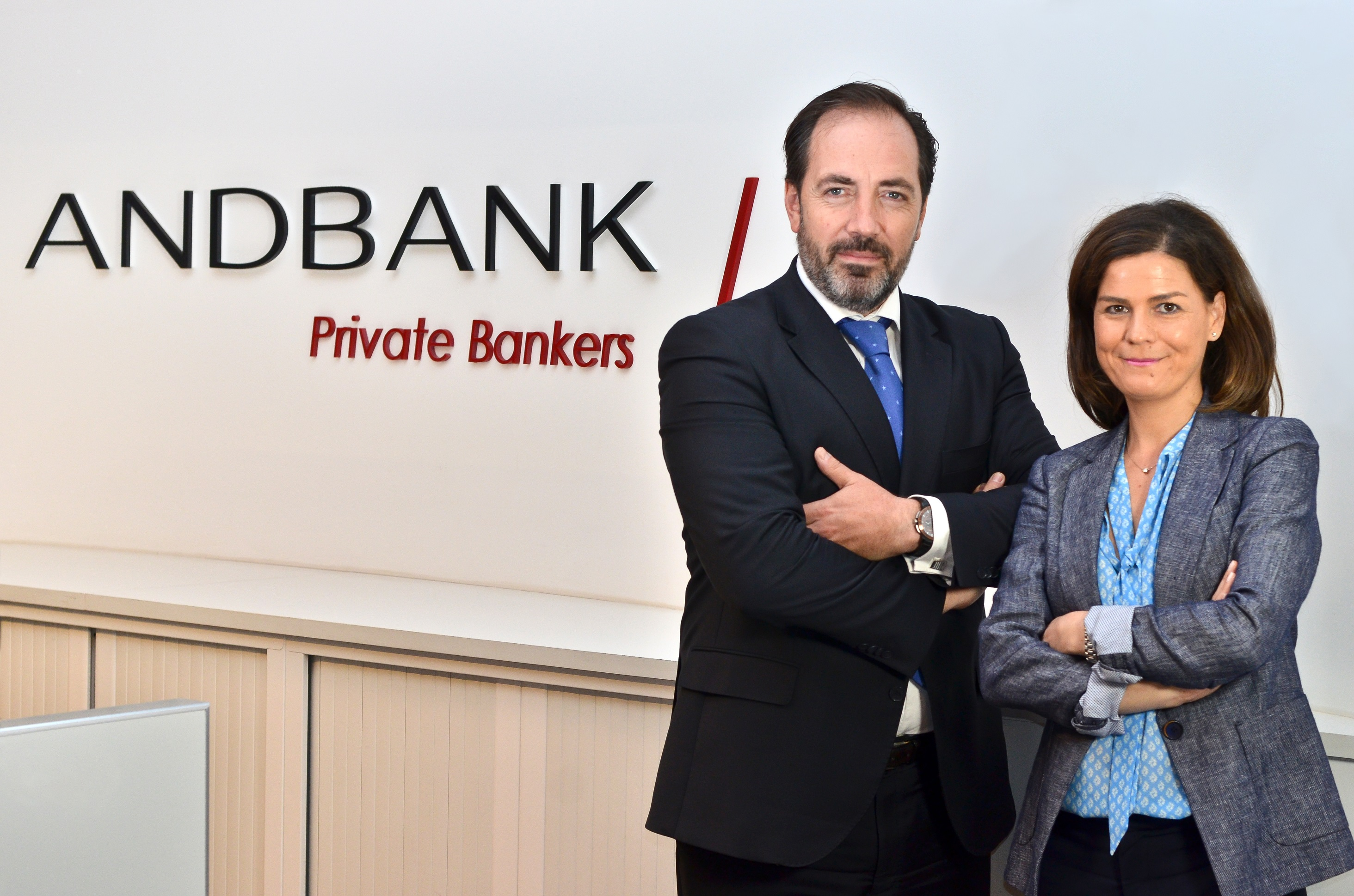 Andbank incorpora a Pilar Enríquez y Carlos López como nuevos directores de Banca Privada en Madrid