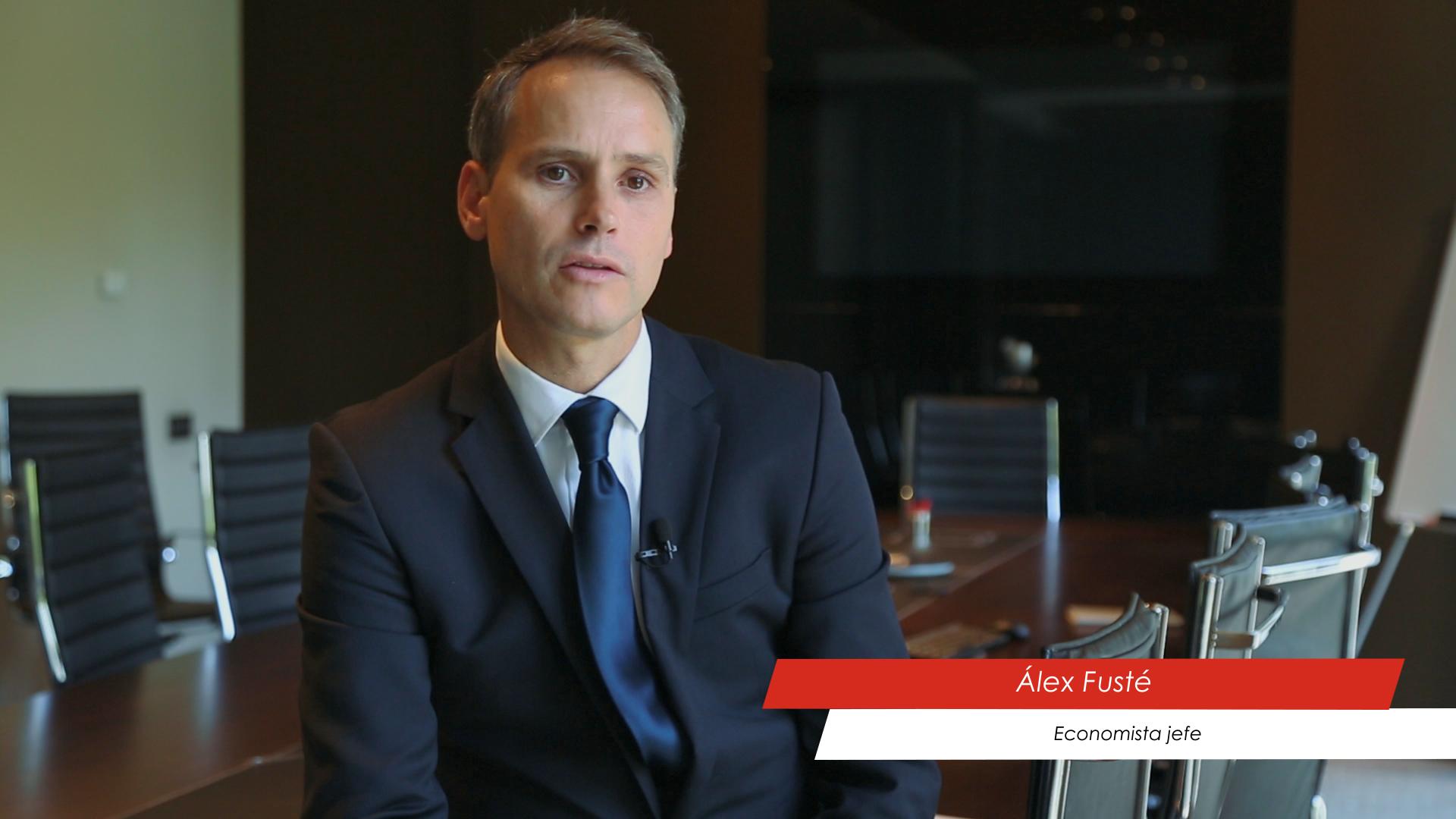 """Álex Fusté, economista jefe: """"Las Flash Notes sirven para calmar incertidumbres y nerviosismos"""""""