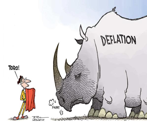Opinión corporativa noviembre: Mario Draghi, matador y planificador central