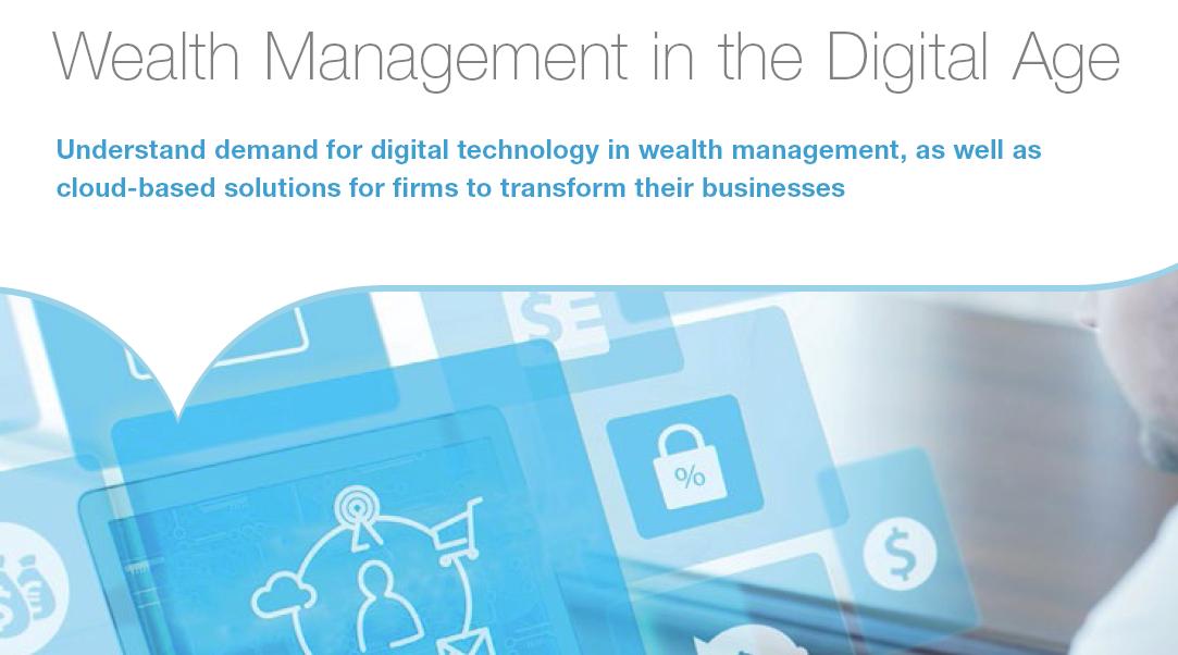 Los clientes de gestión de activos demandan que la industria sea cada vez más digital