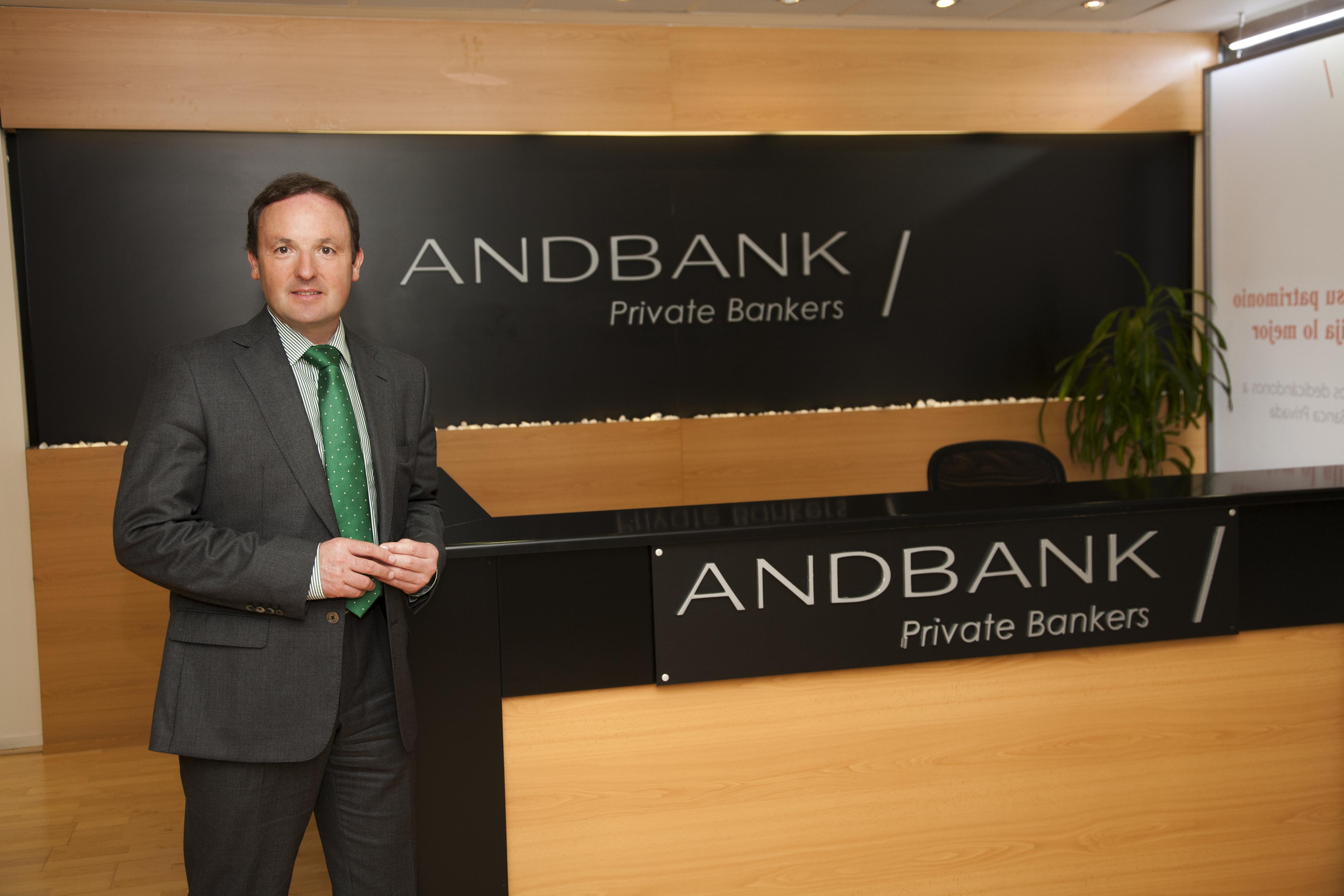 José Manuel Iñarrea, nuevo director de Andbank en Bilbao