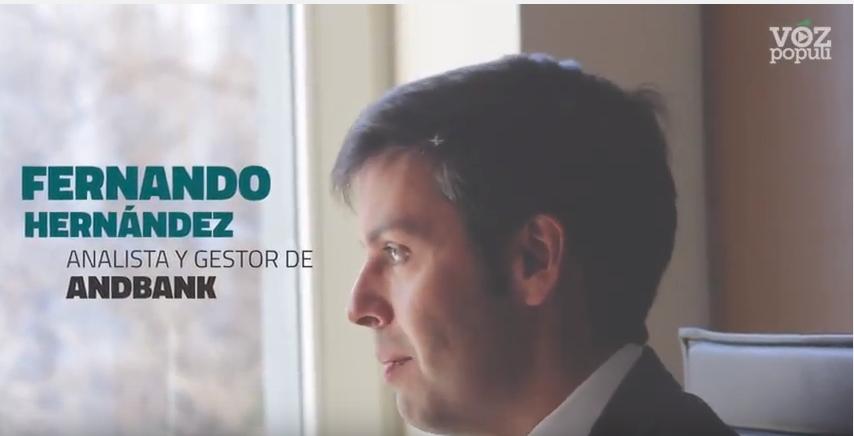 """Fernando Hérnandez: """"Los fondos perfilados permiten 'democratizar' las inversiones"""""""